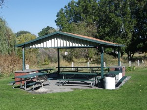 Randall - Picnic Shelter