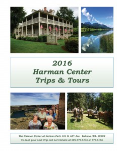 2016 Travel Guide Cover
