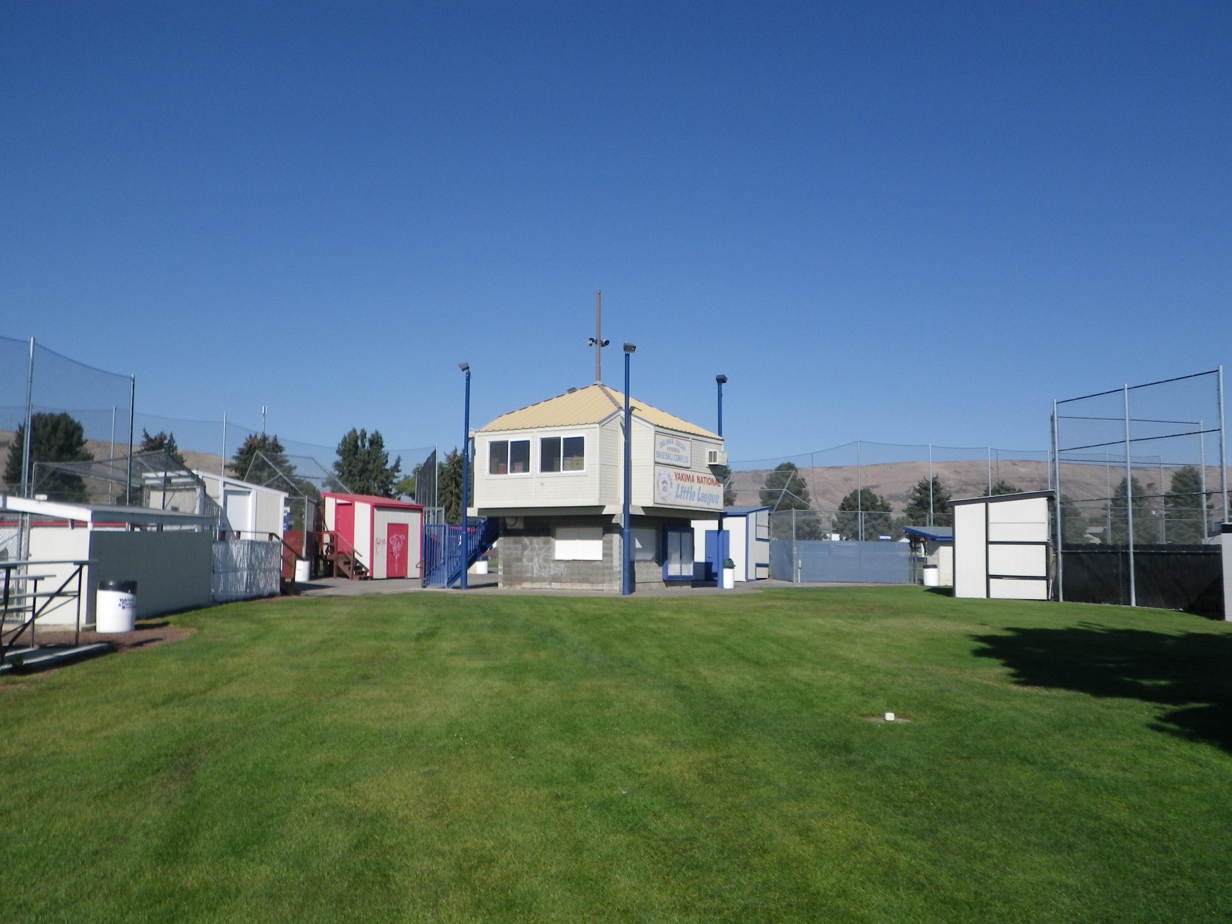 Elks Park Yakima Parks And Recreation
