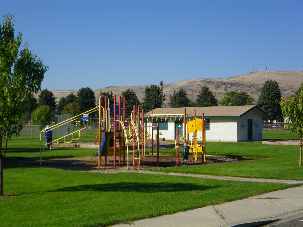 Elks Park Yakima Parks And Recreation