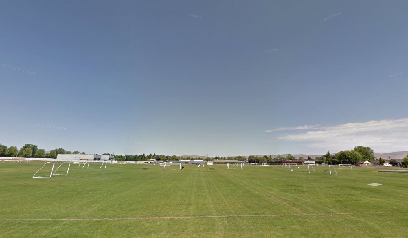 Perry Soccer Complex Yakima Parks And Recreation